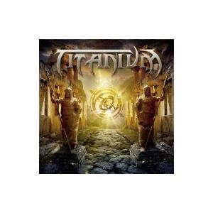 Titanium / Titanium 国内盤 〔CD〕
