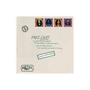 Free フリー / Free Live! (紙ジャケット)(プラチナshm) 国内盤 〔SHM-CD〕|hmv