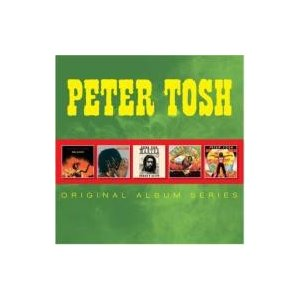 Peter Tosh ピータートッシュ / 5cd Original Album Series Box Set 輸入盤 〔CD〕|hmv