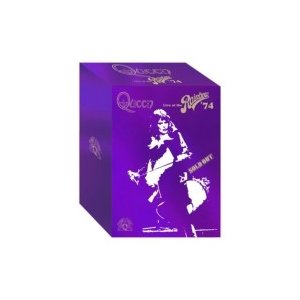 Queen クイーン / Live At The Rainbow '74 (Blu-ray+Tシャツ パープルLサイズ)  〔BLU-RAY DISC〕 hmv