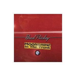 Brad Paisley ブラッドペイズリー / Moonshine In The Trunk 輸入盤 〔CD〕