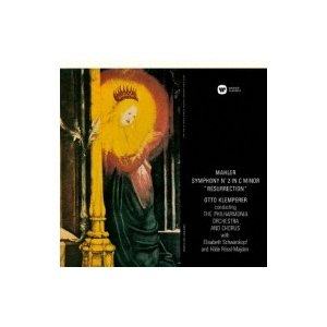 Mahler マーラー / Sym,  2,  :  Klemperer  /  Po Schwarzkopf Rossel-majdan 国内盤 〔CD〕 hmv