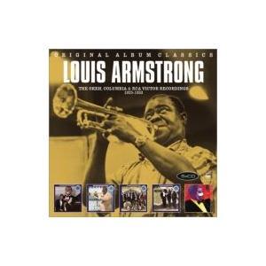 Louis Armstrong ルイアームストロング / Original Album Classics 輸入盤 〔CD〕