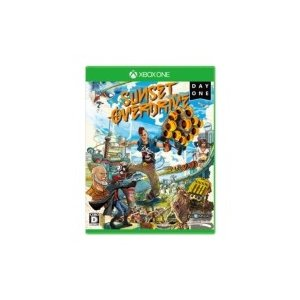 Game Soft (Xbox One) / Sunset Overdrive Day Oneエディション  〔GAME〕|hmv