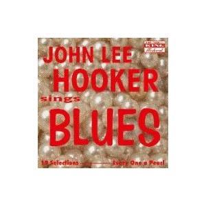 John Lee Hooker ジョンリーフッカー / John Lee Hooker Sings Blues  国内盤 〔CD〕|hmv