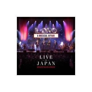 Il Divo イルディーボ / ライヴ・アット武道館  〔BLU-SPEC CD 2〕|hmv