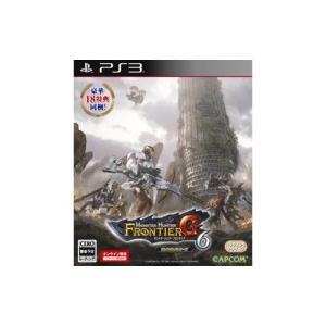 PS3ソフト(Playstation3) / モンスターハンター フロンティアG6 プレミアムパッケージ  〔GAME〕|hmv