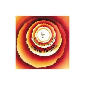 Stevie Wonder スティービーワンダー / Songs In The Key Of Life  国内盤 〔SACD〕
