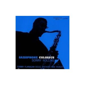 Sonny Rollins ソニーロリンズ / Saxophone Colossus  国内盤 〔SACD〕