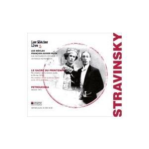 Stravinsky ストラビンスキー / 『春の祭典』『ペトルーシュカ』 ロト&レ・シエクル 国内盤 〔CD〕|hmv