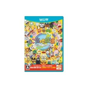Game Soft (Wii U) / ご当地鉄道 〜ご当地キャラと日本全国の旅〜  〔GAME〕|hmv