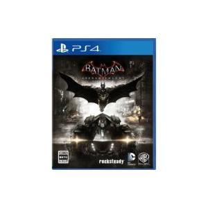 Game Soft (PlayStation 4) / バットマン:  アーカム・ナイト  〔GAM...