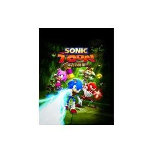 Game Soft (Wii U) / ソニックトゥーン 太古の秘宝  〔GAME〕|hmv