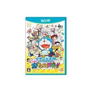Game Soft (Wii U) / 藤子・F・不二雄キャラクターズ 大集合!SFドタバタパーティー!!  〔GAME〕|hmv