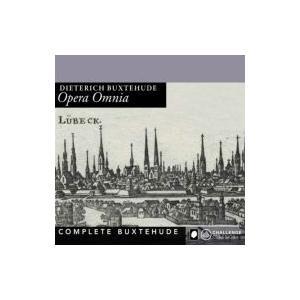 Buxtehude ブクステフーデ / 作品全集 コープマン&アムステルダム・バロック管弦楽団(30CD+DVD)