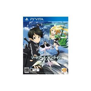 Game Soft (PlayStation Vita) / ソードアート・オンライン ロスト・ソング  〔GAME〕|hmv