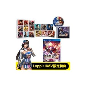 Game Soft (PlayStation Vita) / 戦国無双4-II TREASURE BOX ≪Loppi・HMV限定特典付き≫  〔GAME〕|hmv