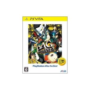 Game Soft (PlayStation Vita) / ペルソナ4 ザ・ゴールデン Playstation Vita The Best  〔GAME〕|hmv