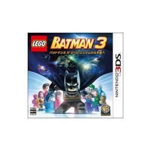 ニンテンドー3DSソフト / LEGO(R) バットマン3 ザ・ゲーム ゴッサムから宇宙へ  〔GAME〕|hmv