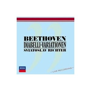 Beethoven ベートーヴェン / ディアベリ変奏曲 リヒテル 国内盤 〔CD〕|hmv