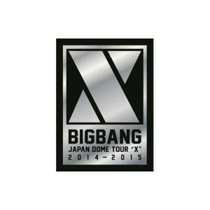 "BIGBANG (Korea) ビッグバン / BIGBANG JAPAN DOME TOUR 2014〜2015 ""X"" 【初回生産限定 DELUXE EDITION】 (3DVD+2CD+フォトブック) hmv"