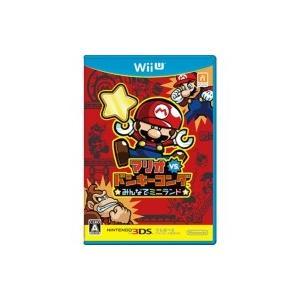 Game Soft (Wii U) / マリオ vs. ドンキーコング みんなでミニランド  〔GAME〕|hmv