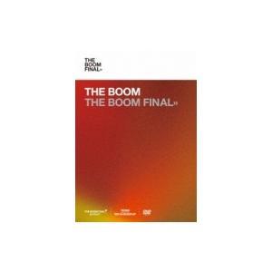 THE BOOM ブーム / THE BOOM FINAL (DVD 3枚組)【通常盤】   〔DVD〕 hmv