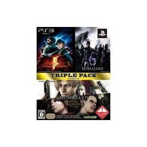 PS3ソフト(Playstation3) / バイオハザード トリプルパック  〔GAME〕|hmv