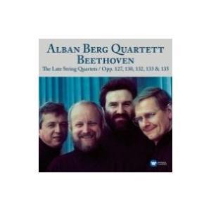 Beethoven ベートーヴェン / 後期弦楽四重奏曲集 アルバン・ベルク四重奏団(1989)(3CD) 輸入盤 〔C