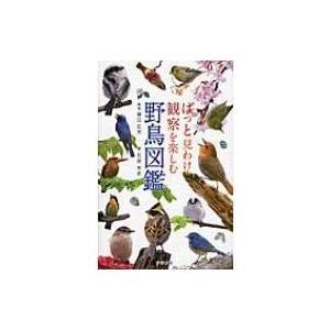 ぱっと見わけ観察を楽しむ野鳥図鑑 / 石田光史  〔本〕