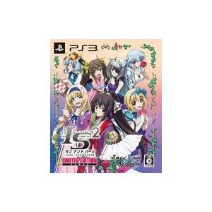 PS3ソフト(Playstation3) / IS<インフィニット・ストラトス>2 ラブ アンド パージ(限定版)  〔GAME〕|hmv