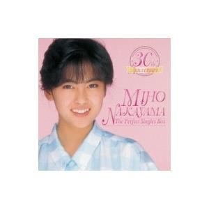 中山美穂 ナカヤマミホ / 30th Anniversary THE PERFECT SINGLES BOX (40CD+DVD)【完全限定盤】  〔CD〕 hmv