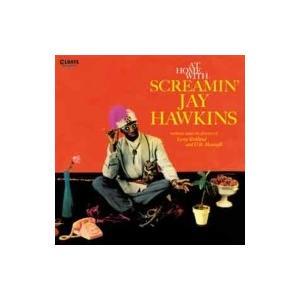 Screamin' Jay Hawkins / At Home With Screamin' Jay Hawkins (紙ジャケット) 国内盤 〔CD〕|hmv