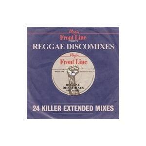オムニバス(コンピレーション) / Front Line Presents Reggae Discomixes 輸入盤 〔CD〕|hmv