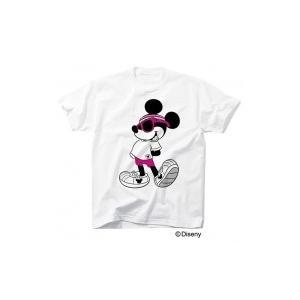 COLOR ME RAD ディズニーコレクション ミッキーTシャツ【L】/ホワイト  〔OTHER〕|hmv
