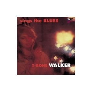 T-Bone Walker ティーボーンウォーカー / Sings The Blues (紙ジャケット) 国内盤 〔CD〕|hmv