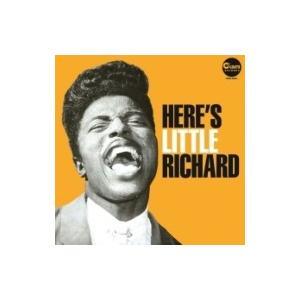 Little Richard リトルリチャード / Here's Little Richard (His First Album+2)(紙ジャケット) 国内盤 〔CD〕 hmv