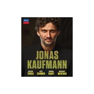 Opera Classical / ヨナス・カウフマン〜4つのオペラ全曲 トスカ、カルメン、ファウスト、ウェルテル(4BD|hmv