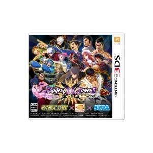 ニンテンドー3DSソフト / PROJECT X ZONE 2:BRAVE NEW WORLD  通常版  〔GAME〕|hmv