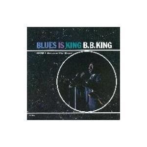 B.B. King ビービーキング / Blues Is King + 2  国内盤 〔CD〕|hmv