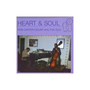 Cedar Walton / Ron Carter / Heart And Soul 国内盤 〔CD〕