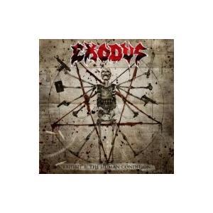 Exodus エクソダス / Exibit B:  The Human Condition 国内盤 〔CD〕|hmv