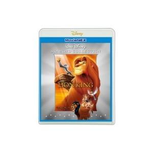 ライオン・キング ダイヤモンド・コレクション MovieNEX[ブルーレイ+DVD]  〔BLU-RAY DISC〕|hmv