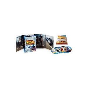 バック・トゥ・ザ・フューチャー トリロジー 30thアニバーサリー・デラックス・エディション ブルーレイBOX