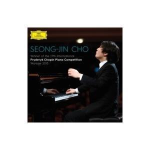 Chopin ショパン / ショパン・コンクール2015 チョ・ソンジン 国内盤 〔SHM-CD〕 hmv