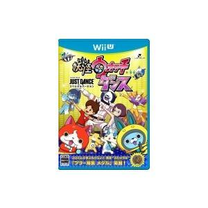 Game Soft (Wii U) / 妖怪ウォッチダンス JUST DANCE スペシャルバージョン  〔GAME〕|hmv