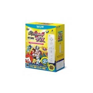 Game Soft (Wii U) / 妖怪ウォッチダンス JUST DANCE スペシャルバージョン Wiiリモコンプラスセット  〔GAME〕|hmv
