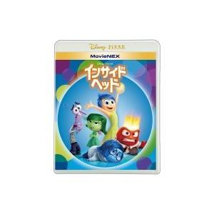 インサイド・ヘッド MovieNEX[ブルーレイ+DVD]  〔BLU-RAY DISC〕|hmv
