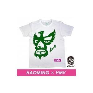 Tシャツ(ホワイト)【S】 /  HAOMING×HMV  〔Goods〕|hmv