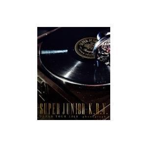 SUPER JUNIOR-K.R.Y. / SUPER JUNIOR-K.R.Y. JAPAN TOUR 2015 〜phonograph〜 【初回生産限定盤】 (2Blu-ray+ブックレット)  〔BLU-RAY DIS